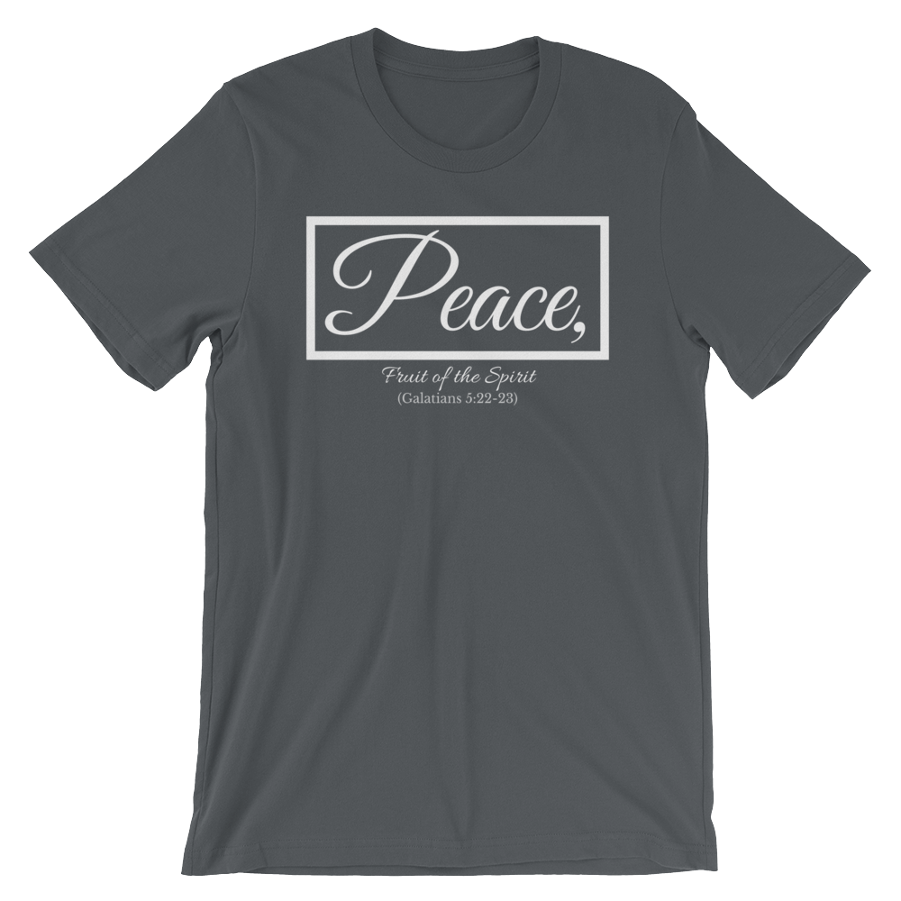 Fruit of the Spirit- Peace Loose Fit T-Shirt