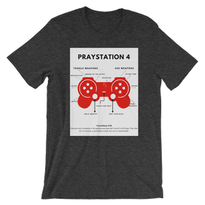 PrayStation 4 Men's T-Shirt