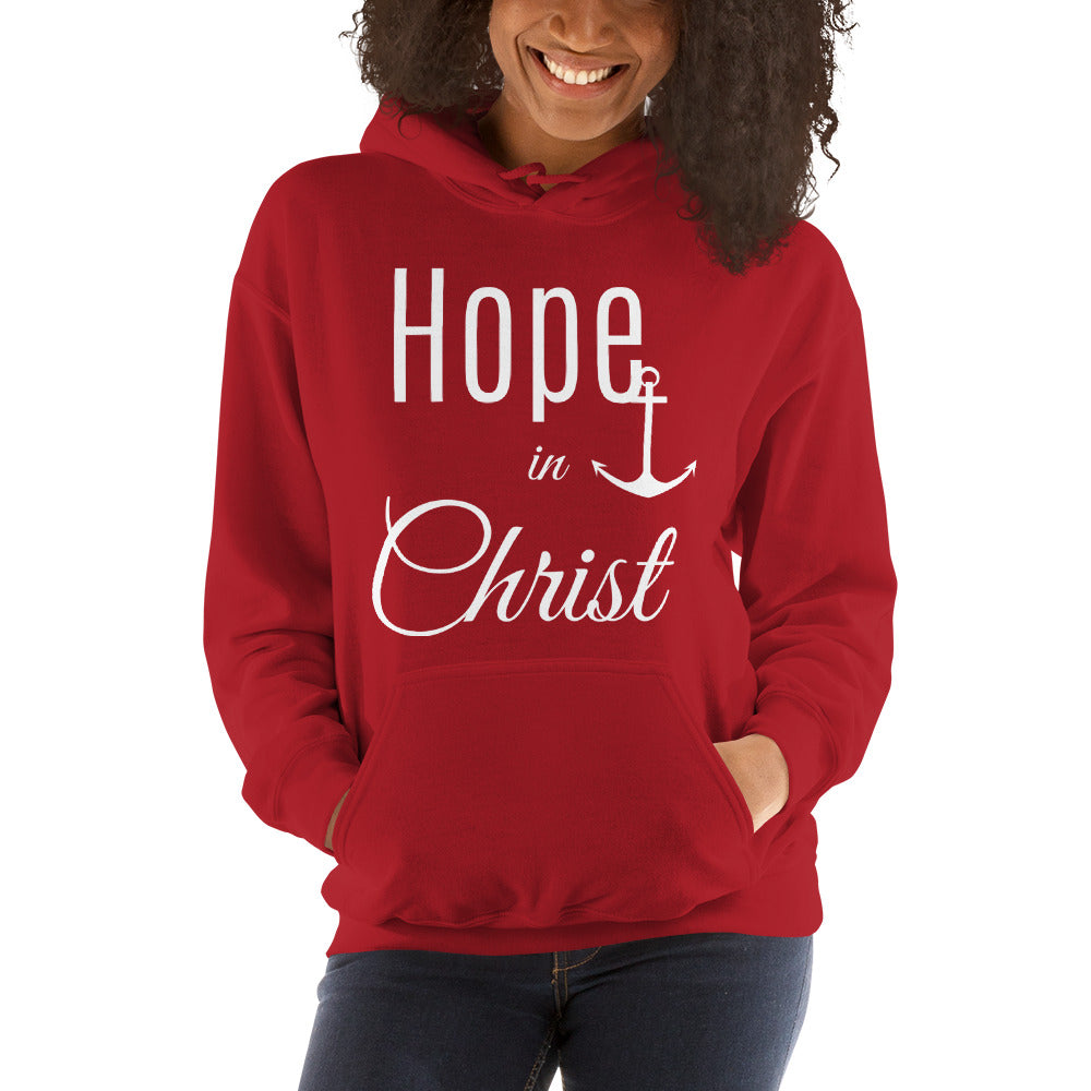 Hope In Christ Hooded Sweatshirt
