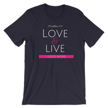 Love & Live God's Word Loose Fit T-Shirt