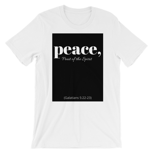 Fruit of the Spirit- Peace Men's T-Shirt