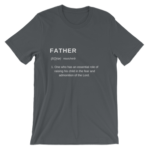Father Definition T-Shirt