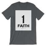 1 Faith Men's T-Shirt