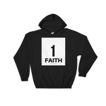 1 Faith Hooded Sweatshirt