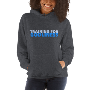 Training For Godliness Hoodie