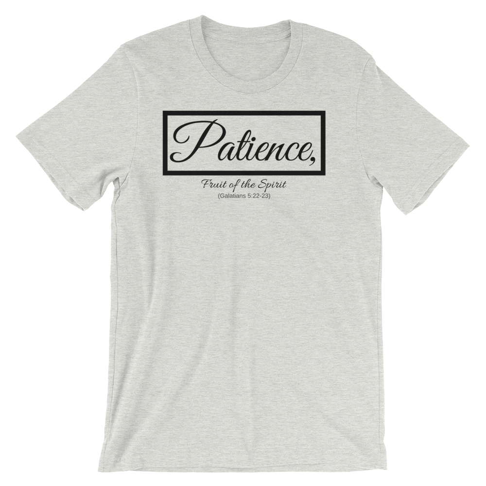 Fruit of the Spirit- Patience Loose Fit T-Shirt