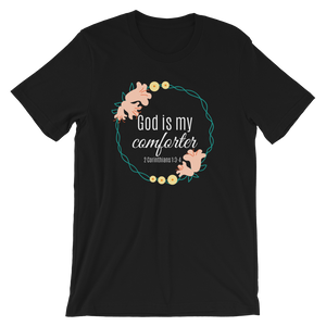God is My Comforter T-Shirt