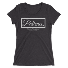 Fruit of the Spirit- Patience Ladies' Triblend T-shirt