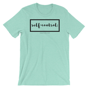 Self-Control Loose Fit T-Shirt