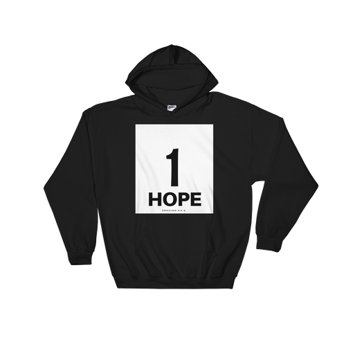 1 Hope Hooded Sweatshirt