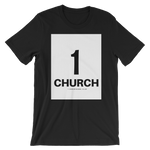 1 Church Men's T-Shirt