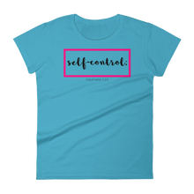 Self Control Ladies' T-shirt