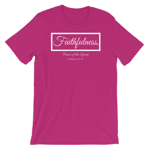 Fruit of the Spirit- Faithfulness Loose Fit T-Shirt