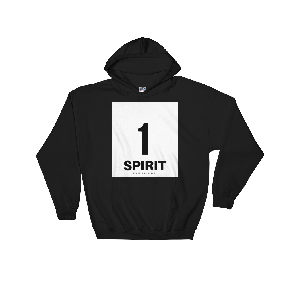 1 Spirit Hooded Sweatshirt