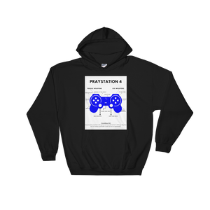PrayStation 4 Hooded Sweatshirt