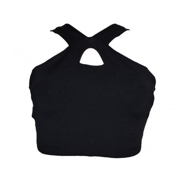 Glamour Supplex Crop Top