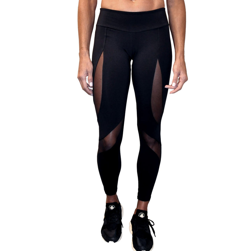 Supplex Mesh Leggings
