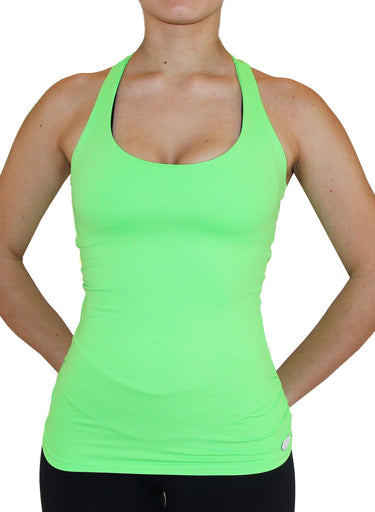 Scrunch Racer- Back  Tank