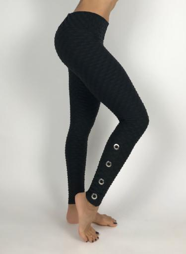 Honeycomb Rings Leggings