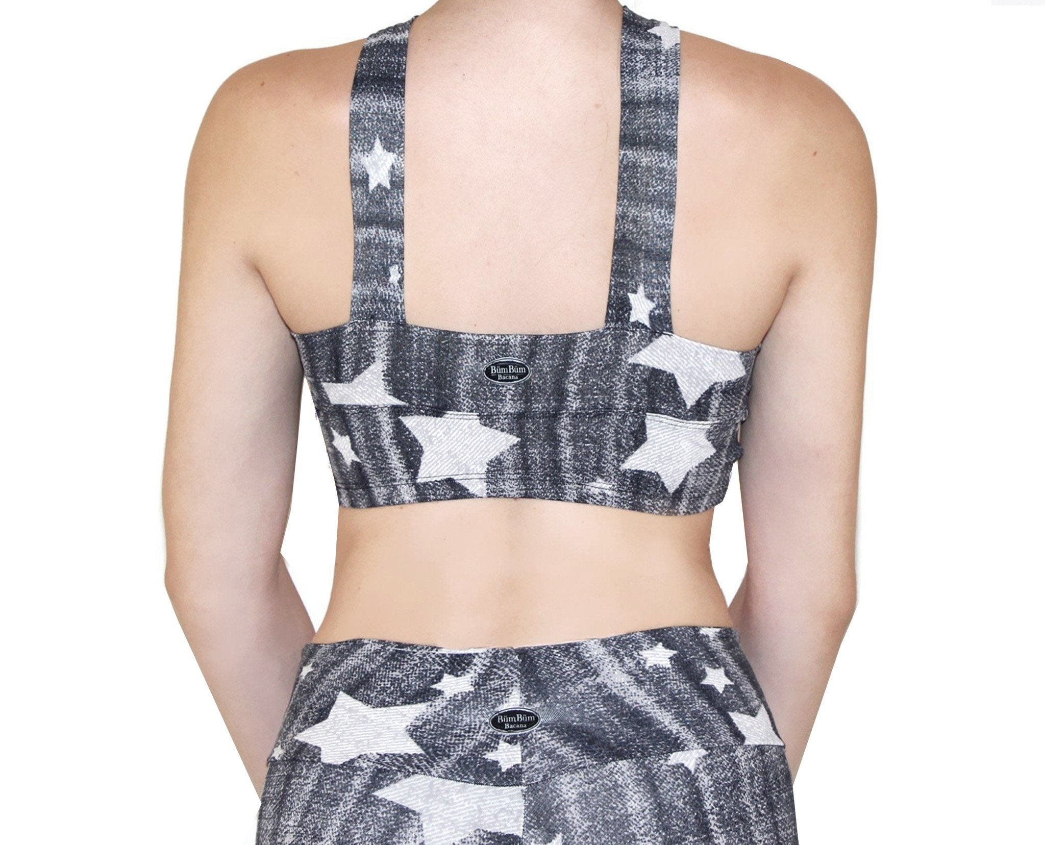 Glamour Star Jazz Crop Top