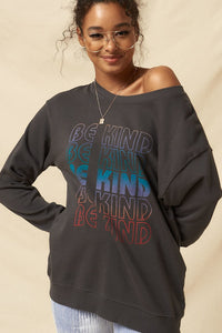 Promesa Be Kind Sweatshirt
