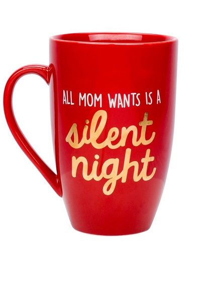 Pearhead All Mom Wants Mug