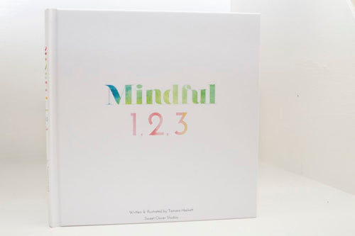 Mindful 1,2,3 by Tamara Hackett