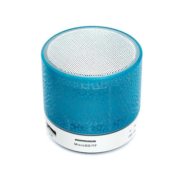 Sago A9 Bluetooth Speaker Mini Wireless Loudspeaker - MAXELAR