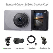 Smart Car DVR WiFi  Dash Camera - MAXELAR
