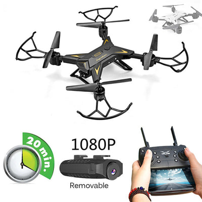New RC Helicopter Drone with Camera - MAXELAR