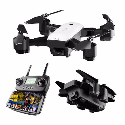 1080P HD Camera with Double GPS FOLLOW ME FPV SMRC RC Quadcopter - MAXELAR