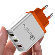 USB Charger quick charge 3.0 for iPhone - MAXELAR