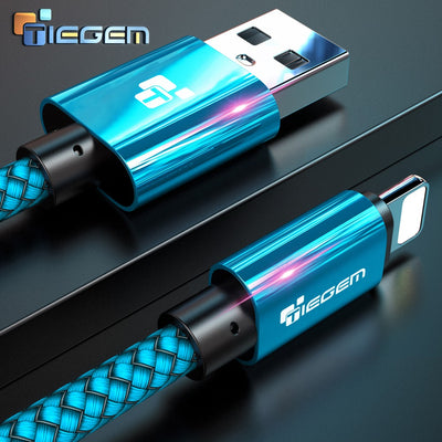 Tiegem USB Cable For iPhone - MAXELAR
