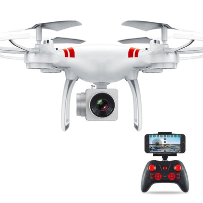 Rc Helicopter Quadrocopter Selfie Camera Drone - MAXELAR