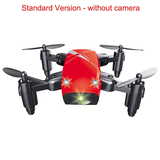 S9 S9W S9HW Mini RC Drone Foldable Pocket Drone - MAXELAR