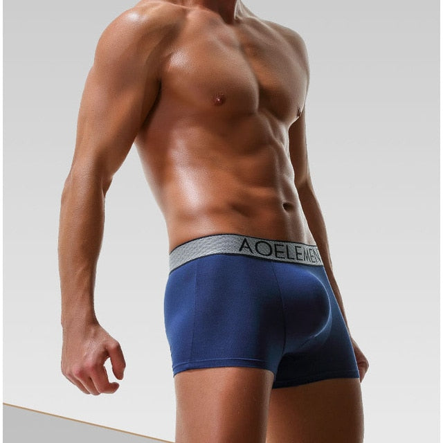 Men's Underwear - Boxer Pouch