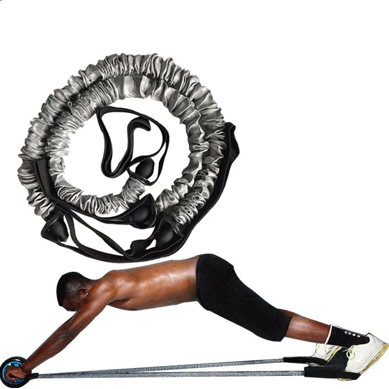 Ab Wheel - Abdominal Muscle Resistance