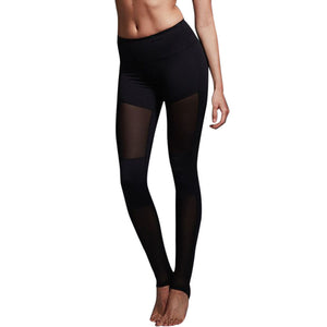 Women's Leggings - Semi Transparent