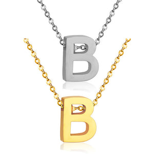 Necklace - Alphabet