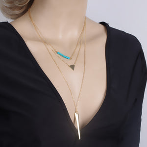 Necklace - Multi Layers