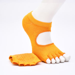 Women's Socks - Non Slip Toe Out