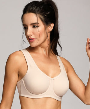 Women's Sports Bra - Plus Size Underwire