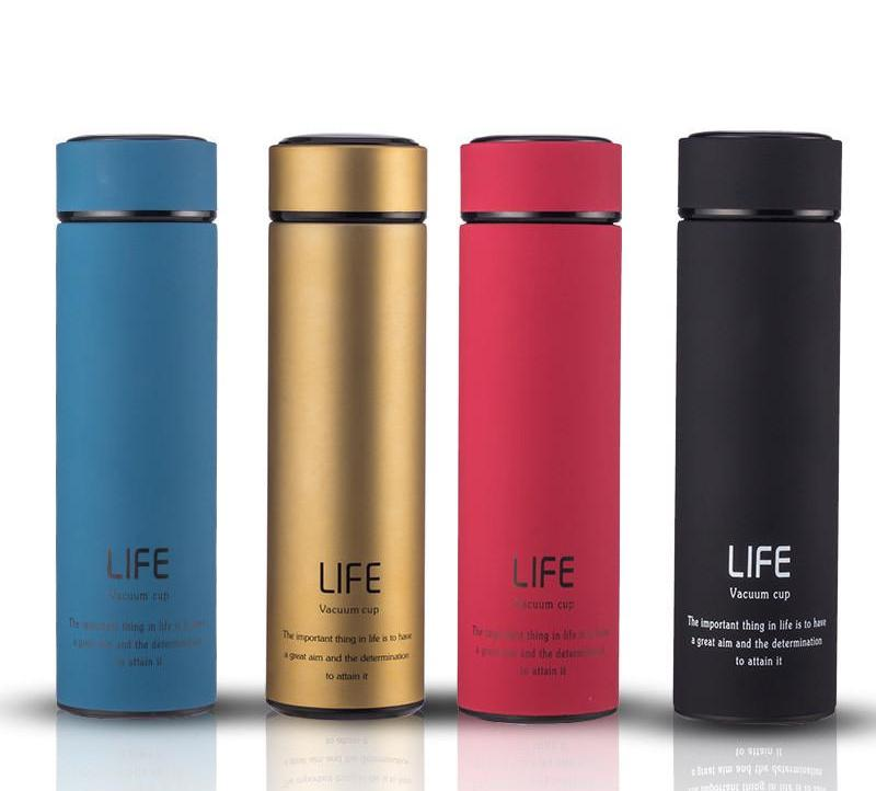 Water Bottle - Insulated Stainless Steel