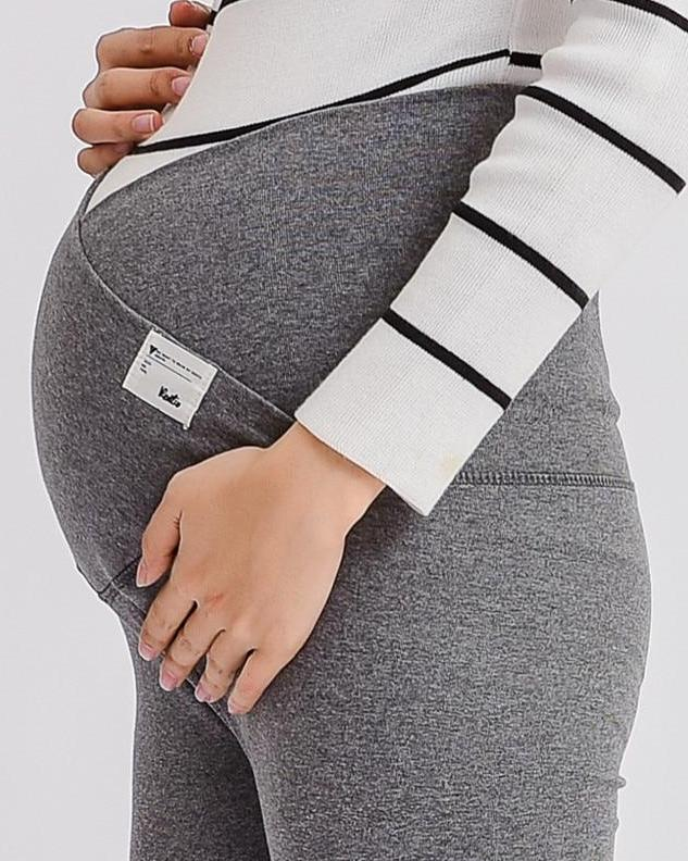 Women's Leggings - Maternity Low Waist