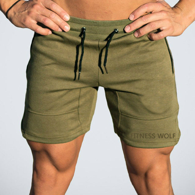 Men's Shorts - Straight Cut