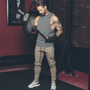 Men's Tank Top - Workout Wear