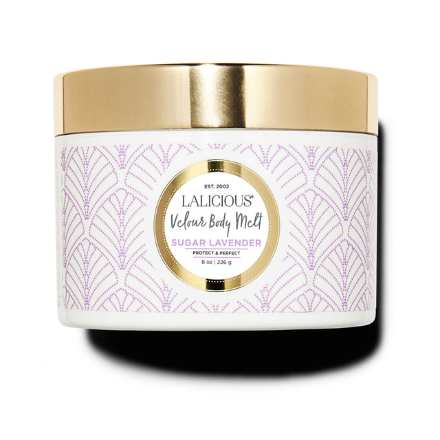 Lalicious Sugar Lavender Velour Body Melt