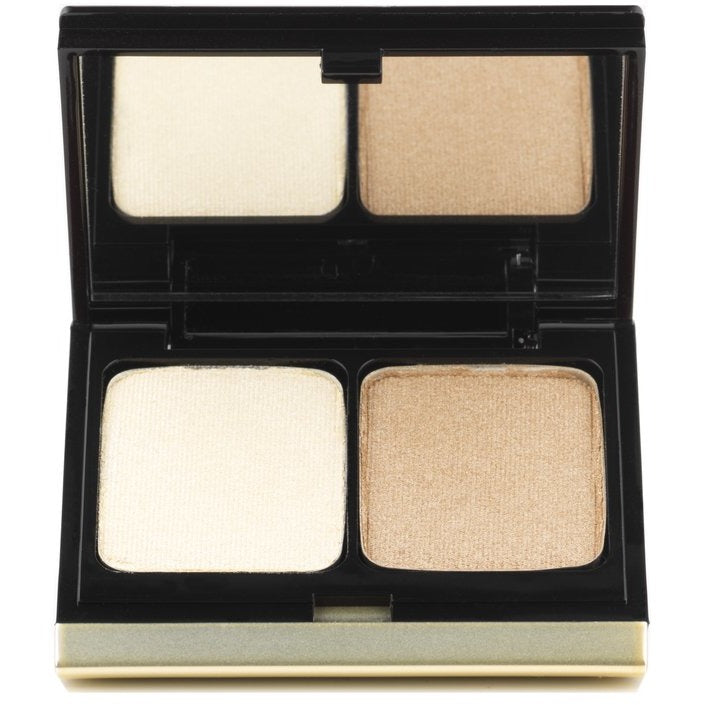 The Eye Shadow Duo - 202 Vellum Shimmer/Shimmering Wheat