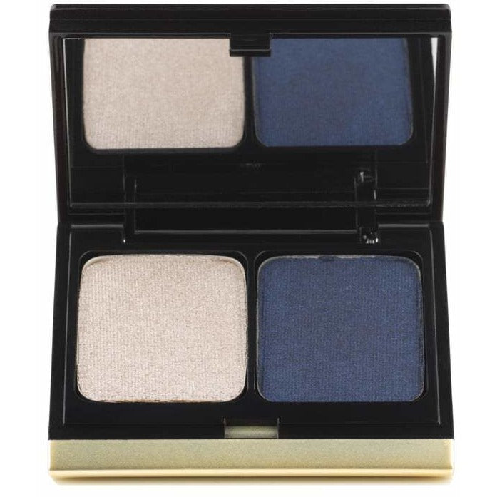 The Eye Shadow Duo - 206 Taupe Shimmer/Blackened Blue Shimmer