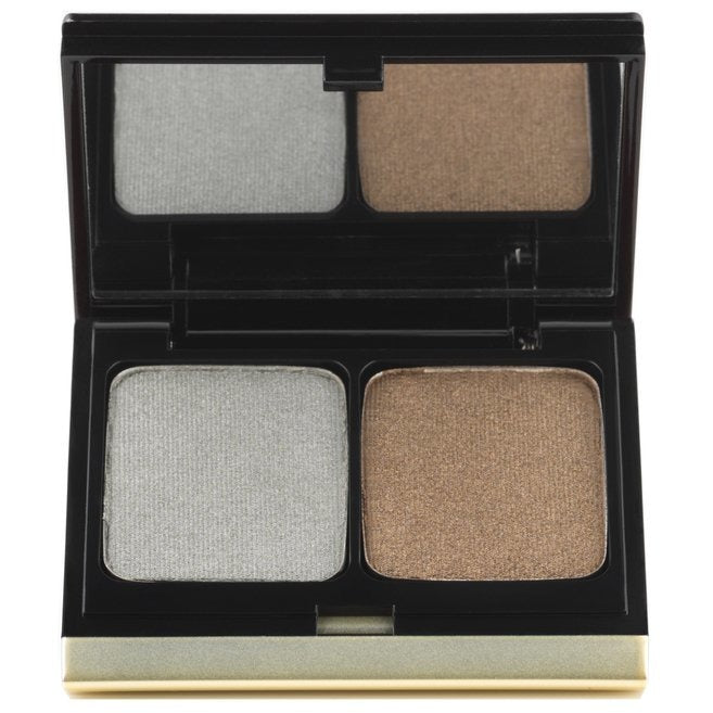 The Eye Shadow Duo - 208 Frosted Jade/Bronzed